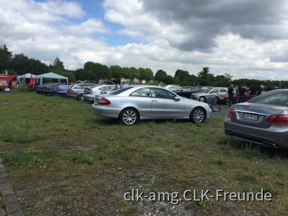 2. Benz Bande Treffen Lünen Juni 2016