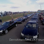 CLKs at Silverstone Uk