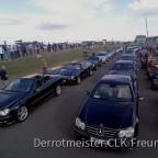 CLKs at Silverstone Uk