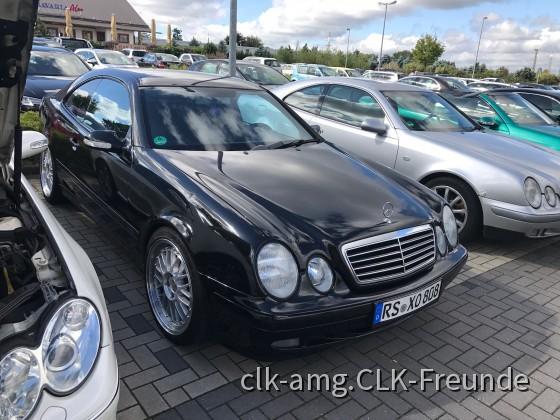 2. Benz Friendz Treffen 2017