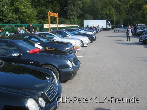 2010 CLK Treffen in Haltern am See