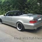 Mein CLK 320