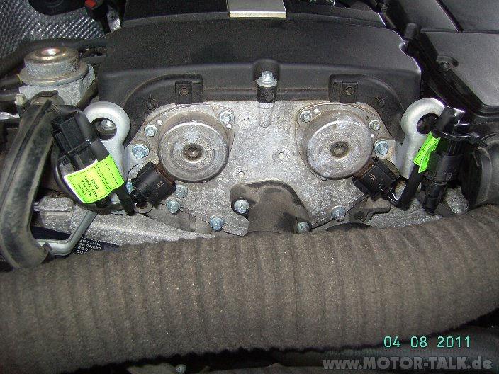 Kompressor Repratur Mercedes